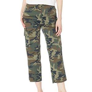 Sanctuary Standard Surplus Camo Cargo Pants